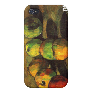 Paul Cezanne iPhone 4 Covers