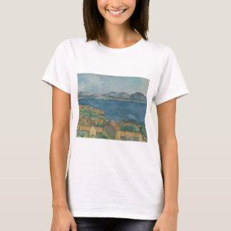 Paul Cézanne - la bahía de Marsella Playera