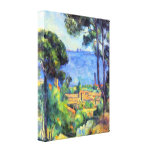 Paul Cezanne - Land scape Canvas Prints