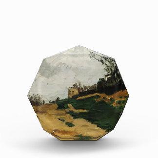 Paul Cezanne- Landscape Acrylic Award