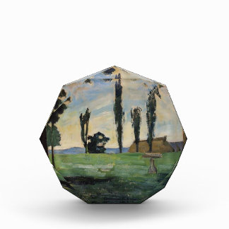 Paul Cezanne- Landscape Awards