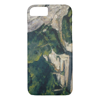 Paul Cezanne - Landscape. Road with Trees in Rocky iPhone 7 Case