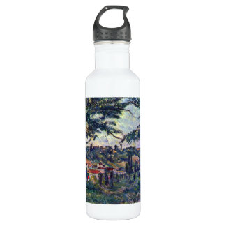 Paul Cezanne - Le Chateau Noir Botella De Agua