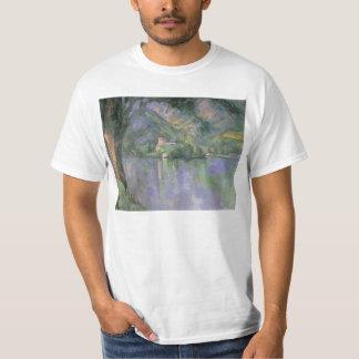 Paul Cezanne - Le lac d Annecy 1896 Playera