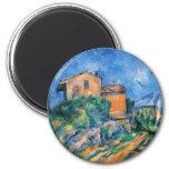 Paul Cezanne - Maison Maria Magnet