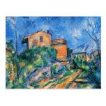 Paul Cezanne - Maison Maria Post Cards