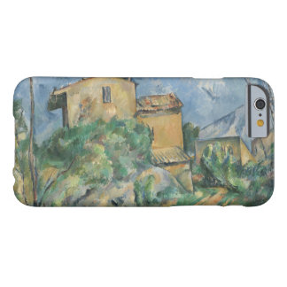 Paul Cezanne - Maison Maria with a View of Chateau Barely There iPhone 6 Case