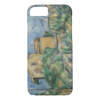 Paul Cezanne - Maison Maria with a View of Chateau iPhone 8/7 Case