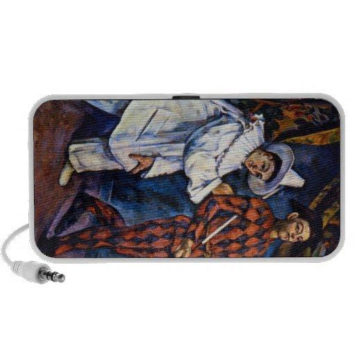 Paul Cezanne - Mardi Gras iPod Speakers