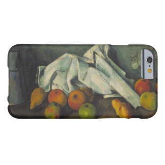 Paul Cezanne - Milk Can and Apples Barely There iPhone 6 Case