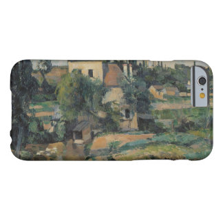 Paul Cezanne - Mill on the Couleuvre at Pontoise Barely There iPhone 6 Case