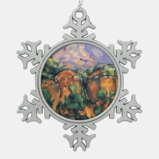 Paul Cezanne- Mont Sainte-Victoire Adorno