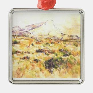 Paul Cezanne- Mont Sainte-Victoire Adorno De Reyes