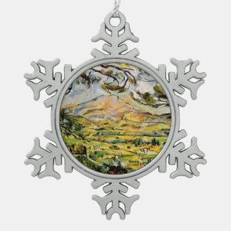 Paul Cezanne- Mont Sainte-Victoire Adornos