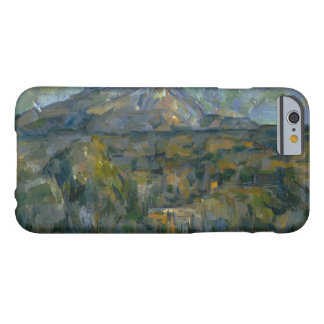 Paul Cezanne - Mont Sainte-Victoire Barely There iPhone 6 Case