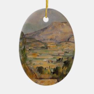Paul Cezanne- Mont Sainte-Victoire Adorno Para Reyes