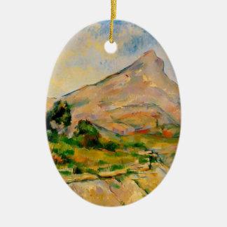 Paul Cezanne- Mont Sainte-Victoire Adornos De Navidad