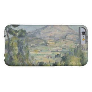 Paul Cezanne - Montagne Saint-Victoire Barely There iPhone 6 Case