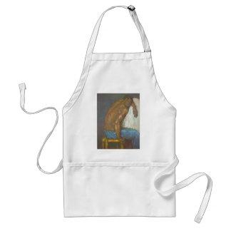 Paul Cezanne - Negro Adult Apron