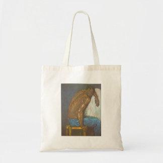 Paul Cezanne - Negro Canvas Bags