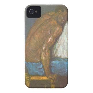 Paul Cezanne - Negro Case-Mate iPhone 4 Case
