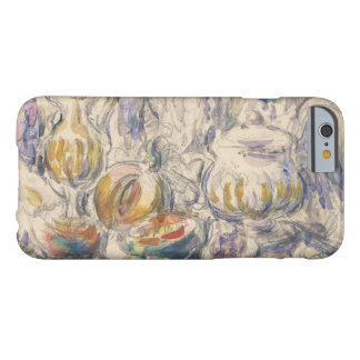 Paul Cezanne - Pot and Soup Tureen Barely There iPhone 6 Case