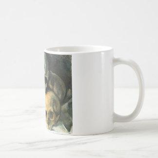 Paul Cézanne - Pyramid of Skulls Coffee Mug