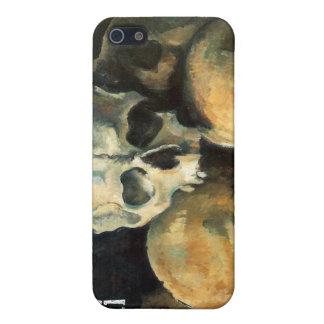 Paul Cezanne Pyramid of Skulls iPhone SE/5/5s Cover