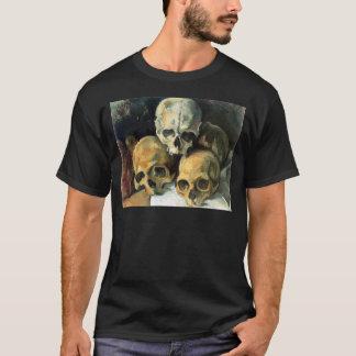 Paul Cézanne - Pyramid of Skulls T-Shirt