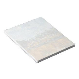 Paul Cezanne- Riverbanks Memo Notepads