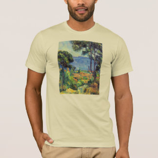 Paul Cezanne - scape de la tierra Playera