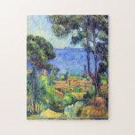 Paul Cezanne - scape de la tierra Rompecabeza