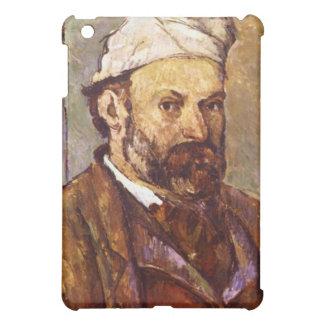 Paul Cezanne - Self Portrait iPad Mini Covers