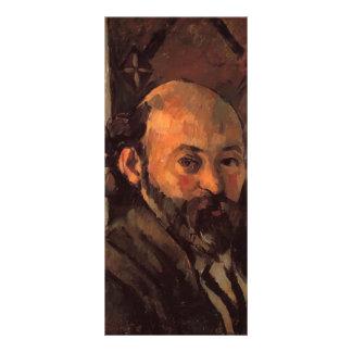Paul Cezanne- Self-Portrait Custom Rack Cards
