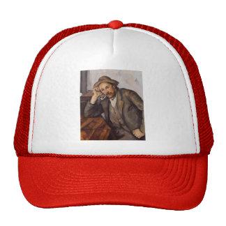 Paul Cezanne- Smoker Hat