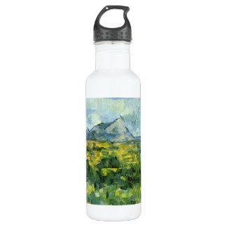 Paul Cezanne - St Victiore del soporte Botella De Agua De Acero Inoxidable