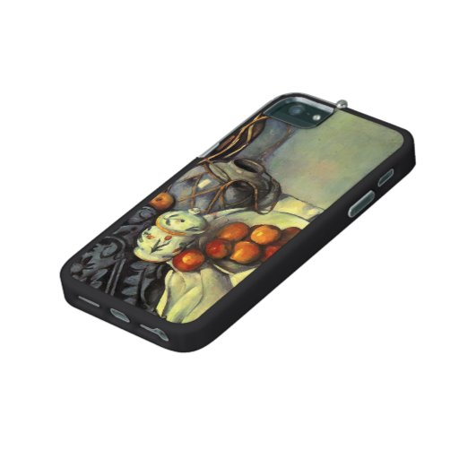 Paul Cezanne- Still Life with Apples iPhone 5 Cases