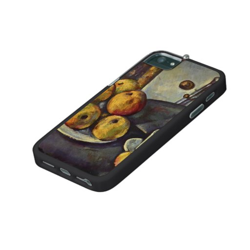 Paul Cezanne- Still Life with Apples Case For iPhone 5