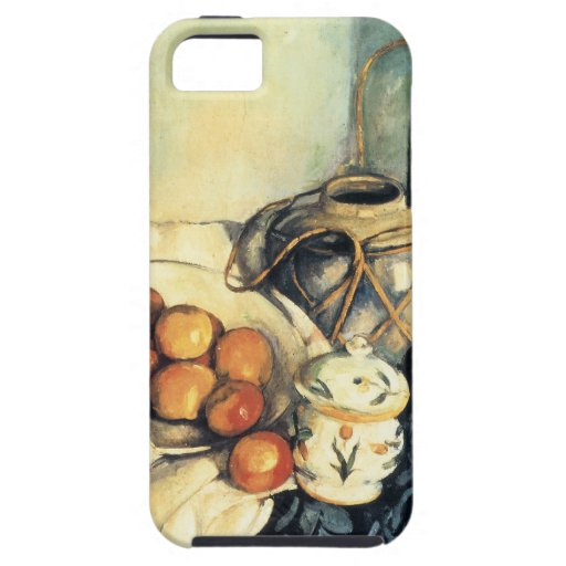 Paul Cezanne Still Life With Apples iPhone 5 Cover