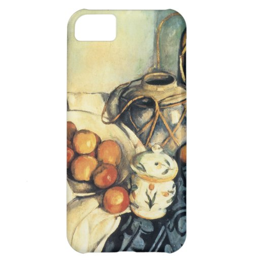 Paul Cezanne Still Life With Apples iPhone 5C Cases