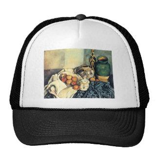 Paul Cezanne Still Life With Apples Trucker Hat