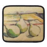 Paul Cezanne - Still life with Pears iPad Sleeves