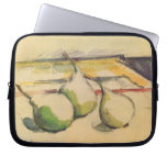 Paul Cezanne - Still life with Pears Laptop Sleeve