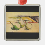Paul Cezanne - Still life with Pears Christmas Tree Ornaments