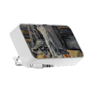 Paul Cezanne- Still Life with Plaster Cupid iPhone Speakers