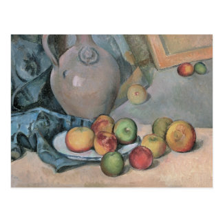 Paul Cezanne - Stoneware Pitcher Postcard