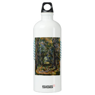 Paul Cezanne- The Alley at Chantilly SIGG Traveler 1.0L Water Bottle