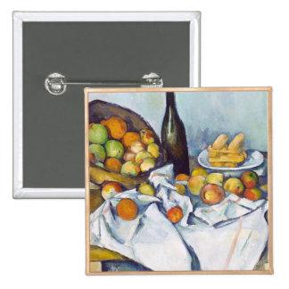 Paul Cézanne The Basket of Apples painting art Pins
