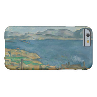 Paul Cezanne - The Bay of Marseilles Barely There iPhone 6 Case