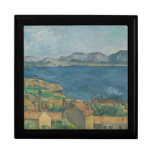 Paul Cézanne - The Bay of Marseilles Gift Box